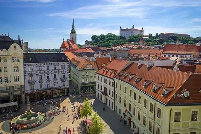 Bratislava Slovakia private transfer