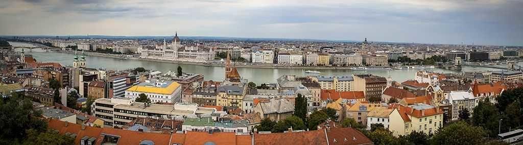 Budapest panorama transfers
