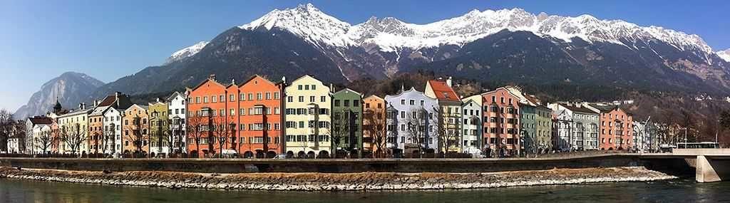 Innsbruck pannorama transfers