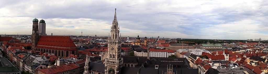 Munich panorama transfers