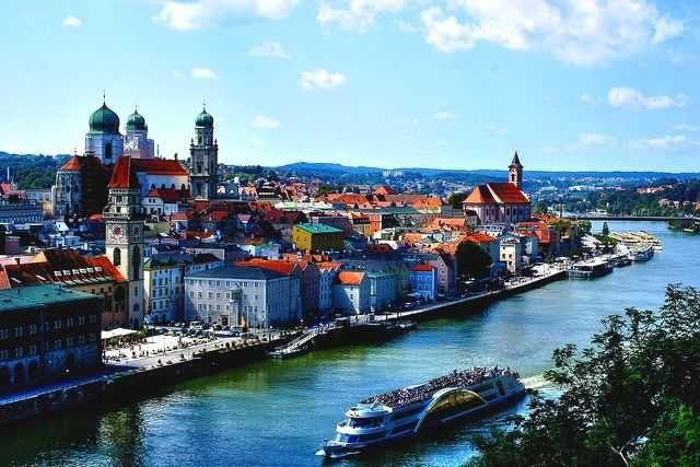 Passau Germany private transfer