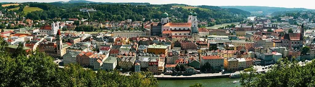 Passau panorama transfers