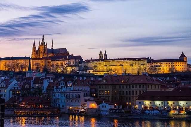Prague Czech private transfer