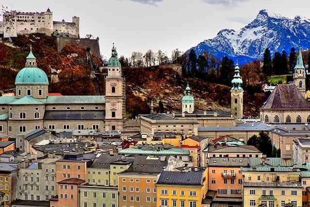 Salzburg Austria private transfer