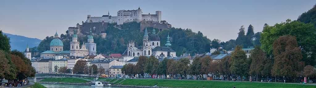 Salzburg panorama transfers