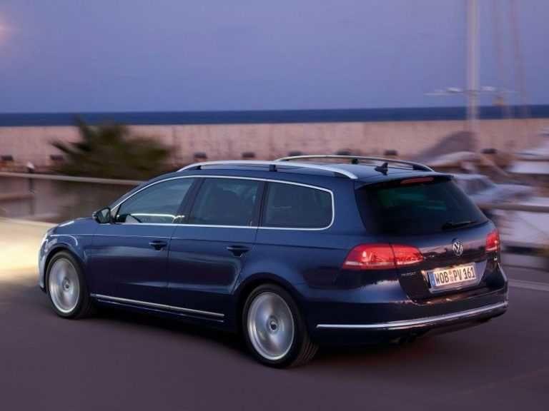 Volkswagen-Passat our car 2