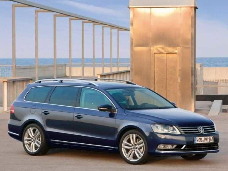 Volkswagen-Passat our car 3
