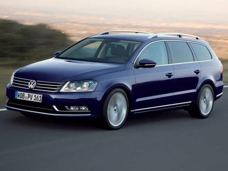 Volkswagen-Passat our car 4